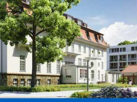 Sonnige 3-Zimmer-Wohnung mit Terrasse und Garten (Whg. 20)