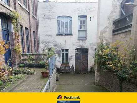 Gestaltungsfläche ca.250 m² Wohn/Nutzf in historischem Gemäuer & einer der besten Lagen von Aachen