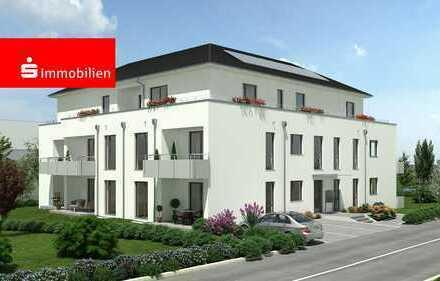 4 Zimmer-Erdgeschosswohnung in Dieburg / Neubau