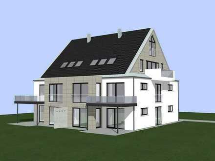 Ⓒharismatisch & Ⓝiveauvoll. Ihr Neubau-Dachgeschoss-Traum!