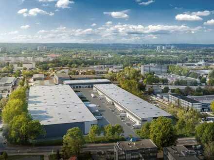 Logistik- und Gewerbeflächen in Potsdam - direkt vom Eigentümer