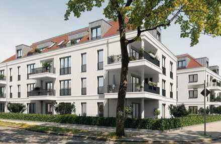 Moderne grosszügige Wohnung mit Gartenanteil in Top-Wohnlage