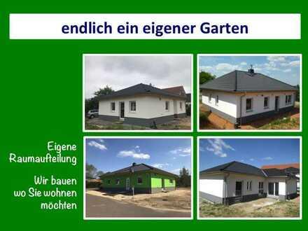 Home Office mit eigenem Garten