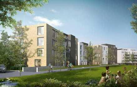 Hermülheim - Gemütliche Wohnung mit 2 Balkonen, Wannenbad, Gäste-WC mit Dusche,Tiefgarage, Bahnnähe.