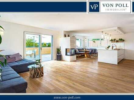 Erstbezug: Großzügige und hochwertige Wohnung in idyllischer Lage