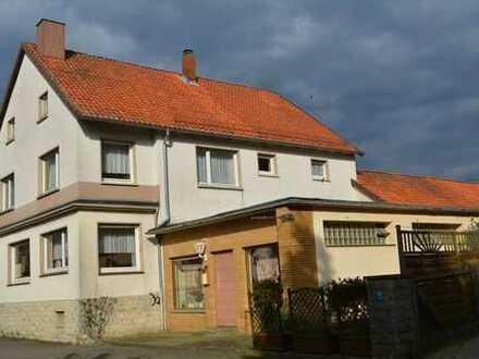 Einfamilienhaus mit Laden: Eigenutzung, Vermietung und Selbstständigkeit möglich!