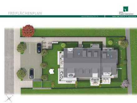Geräumige 3-Zimmer-Erdgeschosswohnung zzgl. Hobbyraum und Privatgarten!