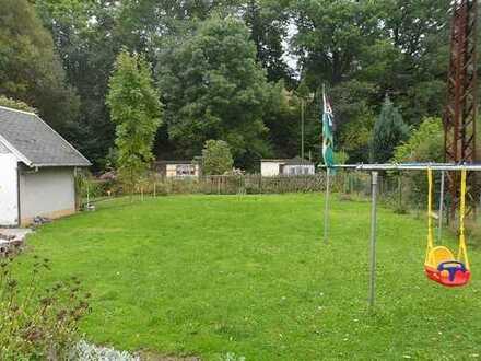 3-Raum Wohnung im grünen mit Gartennutzung