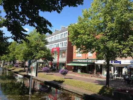 Single- Wohnung im Zentrum von Papenburg
