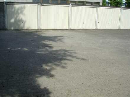 Ebenerdige Garage in der Nähe Fredenbaum zu vermieten!!!