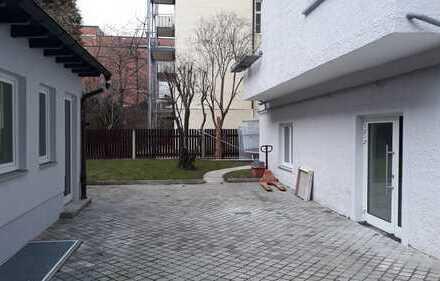 ++ NEUHAUSEN ++ Top sanierte Büroflächen in Innenhoflage ++ DIREKT am ROTKREUZPLATZ
