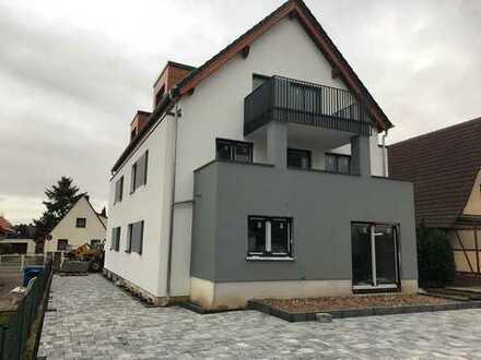Neubau Mehrfamilienhaus mit 6 Einheiten in Kahl am Main