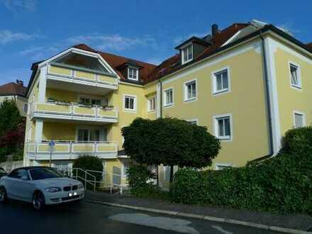 Wunderbare 3-Zimmer-Wohnung in traumhafter Lage, Passau Haidenhof - St. Anton, ca. 98m², WG-geeignet