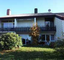 Freundliche 1-Raum-EG Wohnung mit EBK und Terrasse in Bad Herrenalb