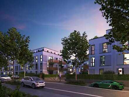 PANDION VILLE - Helle 4-Zimmer-Wohnung mit zwei Balkonen und zwei Bädern - Erstbezug