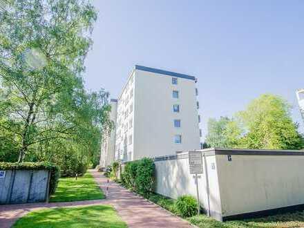 Großzügige 3-Zimmer Wohnung mit Süd-West-Balkon