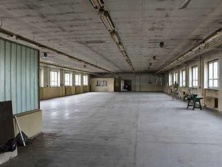 Grenznahes gewerbliches Mietobjekt in Marienberg, OT Rübenau – Produktions- oder Lagerhalle ...