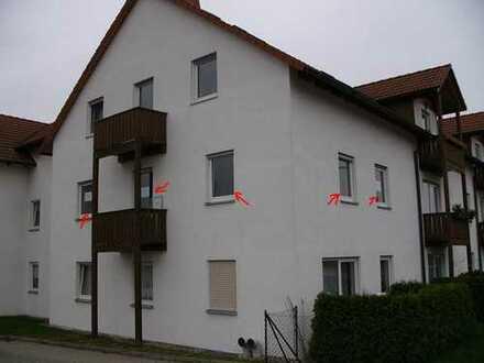 Schöne zwei Zimmer Wohnung in Meißen (Kreis), Weinböhla