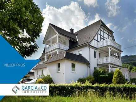 GARCIA: **Die Gute-Laune-Wohnung mit 2 Balkonen in Lennestadt-Gleierbrück**
