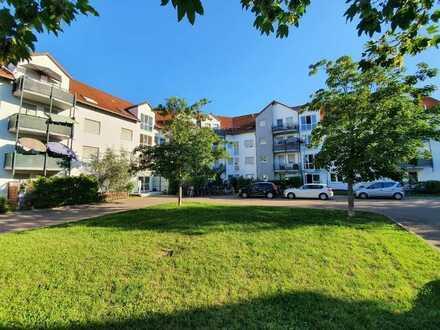 Vermietete 3-Zimmer-Dachgeschosswohnung mit Balkon in Leimen -St. Ilgen (Fasanerie)