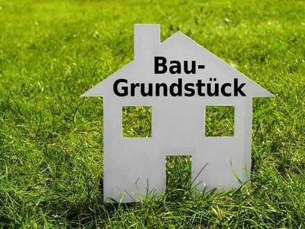 Bauplatz für ein Wohnhaus mit Bauerwartungsland