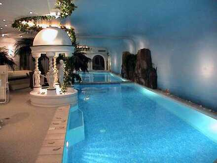 Exklusives Haus mit Schwimmbad und Sauna in Hamm