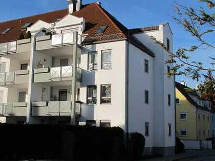 Helle und ruhige 3-Zimmer-Wohnung mit Südbalkon