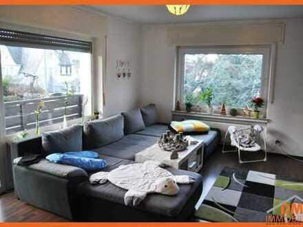 Helle 3-ZKB mit 2x Balkon, Garten, saniertes TL-Bad Du+Wa, Gäste WC, Keller