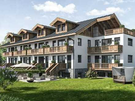 Haus im Haus - 5 Zimmer mit großem Garten und unverbaubarem Bergblick