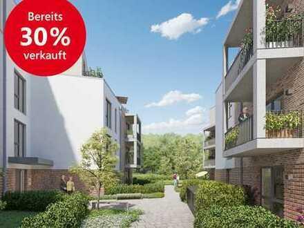 Neubau von 44 seniorengerechten Wohnungen im Herzen von Fleestedt
