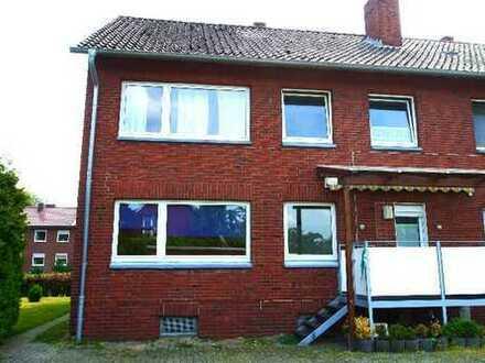 Kleine 3-Zimmer EG-Wohnung mit Garage und Gartenanteil