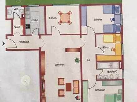 Großzügige 5 Zimmer Wohnung im Herzen von Endersbach