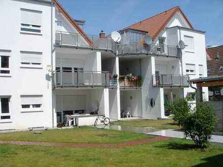 Heidelberg-Kirchheim, 2-Zimmer mit Südbalkon