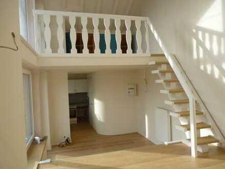 Modern geschnittene Wohnung
