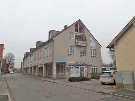 Vermietete Gewerbeeinheit in Landsberg am Lech