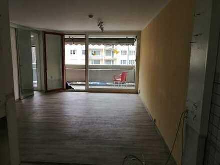 Rohdiamant für Heimwerker! Sonnige 2-Zimmer-Whg. in Schwabing, Mü