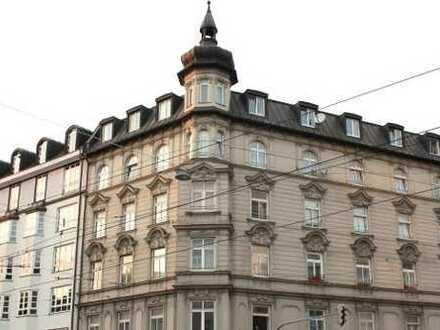 3,5 Zimmer City-Wohnung im Jugendstilgebäude aus 1890 (kernsaniert in 1990)