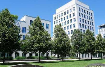 Parkstadt Schwabing: Büroetage mit Terrasse - sehr edel -
