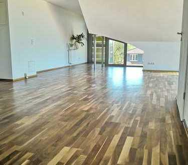 POPPENBÜTTEL - helle Büro-/Praxisräume über 2 Ebenen mit Dusche