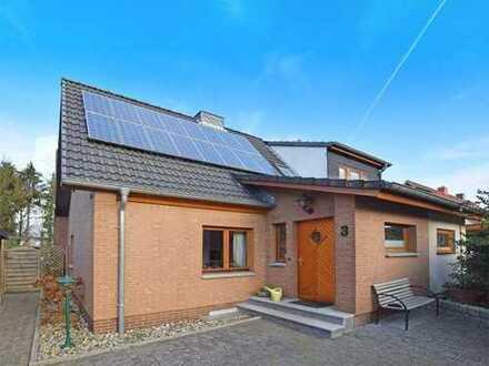 Renovierte Doppelhaushälfte im Grünen