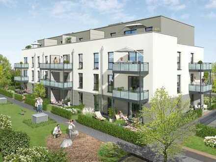 inkl. Malerarbeiten & Bodenbelägen *gemütliches Penthouse mit 20 m² Dachterrasse*