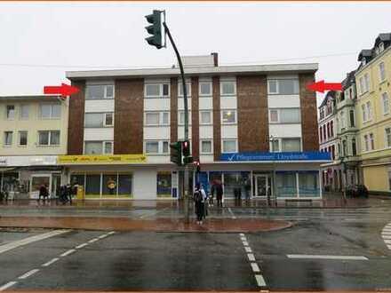 Penthouse als Büroetage, Kanzlei oder Praxis in zentraler Lage mitten in Bremerhaven