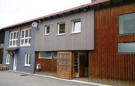 Zimmerer/Schreinereiwerkstatt in der Gemeinde Weitnau zu verpachten