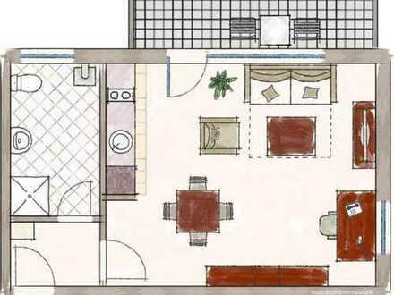 Klein aber fein! 1 Zimmer Apartment in einer Wohnanlage mit nur 13 Einheiten