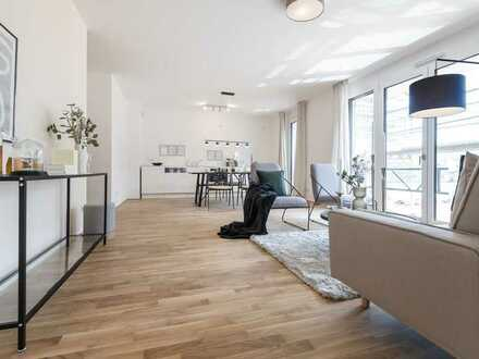 Neubau-ERSTBEZUG: Stilvolle 4-Zimmer-Wohnungen im 1. & 2. OG mit TOP-Ausstattung!