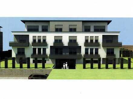Erstbezug: moderne 4-Zimmer-Wohnung mit Garten in Östringen