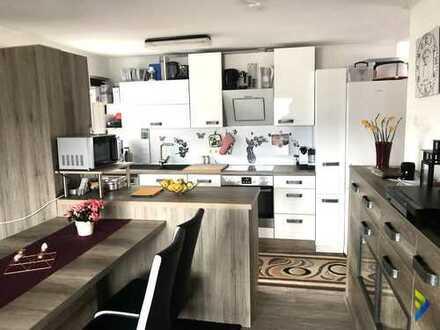 schöne 3,5 -Zimmer-Wohnung mit Balkon und Wintergarten