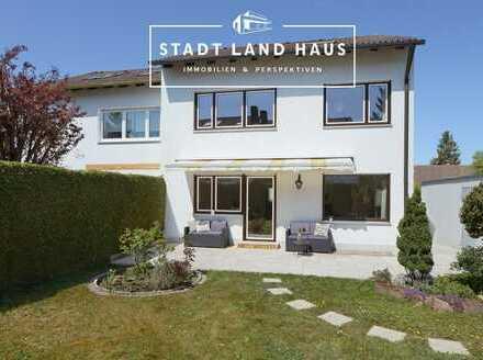 RESERVIERT: Große Doppelhaushälfte in guter Lage von Gilching sucht nette Familie