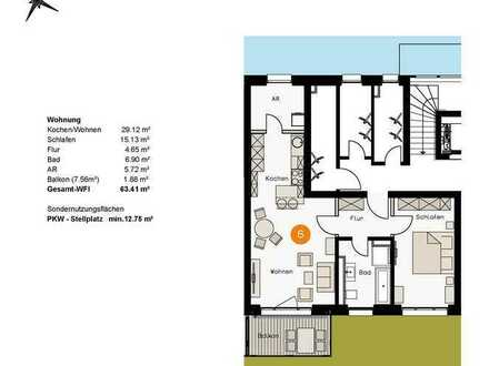 Eigentumswohnung im Zentrum von Rostock