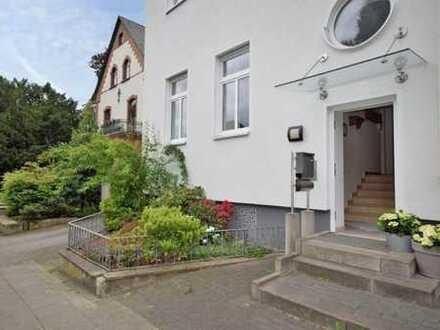 Ganz für sich in der alten Post! 126 m² Eigentumswohnung mit eigenem Eingang, Garage und Balkon